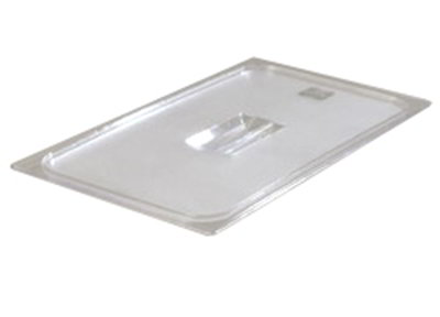 Carlisle 1021007 Full Size Food Pan Lid - Clear
