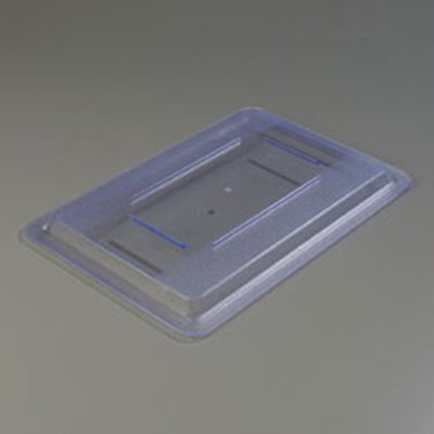 "Carlisle 10617C14 Food Storage Lid - 18x12"" Blue"