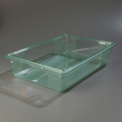 "Carlisle 10621C09 8-1/2-gal Food Storage Box - 26x18x6"" Green"