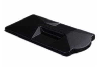 Carlisle 1086003 Beverage Dispenser Lid - Black