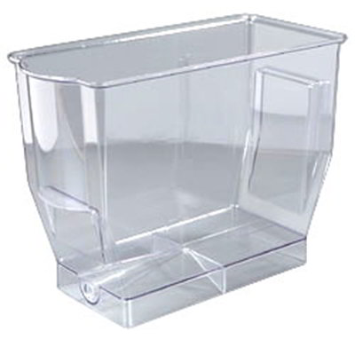 Carlisle 1086507 Beverage Dispenser Reservoir - Clear
