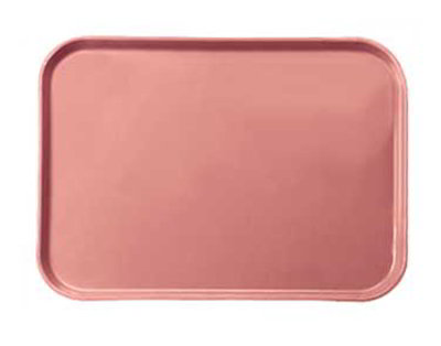 Carlisle 1220FG007 Rectangular Cafeteria Tray - 53cmx32.5cm, Tropical Green