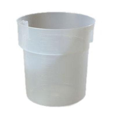 Carlisle 180530 18-qt Round Bain Marie Container - Translucent