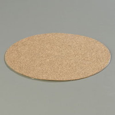 "Carlisle 305400 14"" Round Cork Tray Liner Replacement"