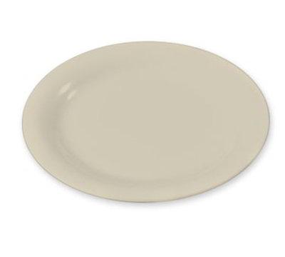 """Carlisle 3300642 7-1/4"""" Sierrus Salad Plate - Melamine, Bone"""