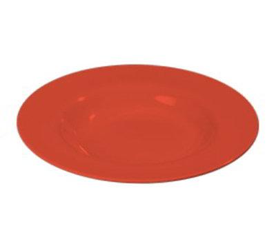 Carlisle 3303052 20-oz Sierrus Chef Salad/Pasta Bowl - Melamine, Sunset Orange