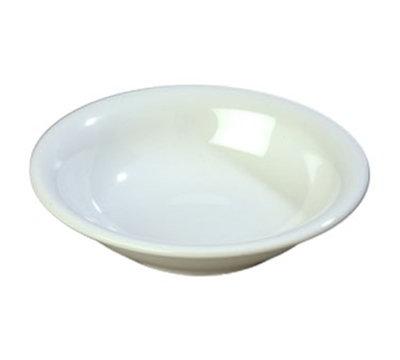Carlisle 3303202 16-oz Sierrus Rimmed Bowl - Melamine, White