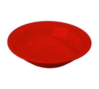 Carlisle 3303205 16-oz Sierrus Rimmed Bowl - Melamine, Red