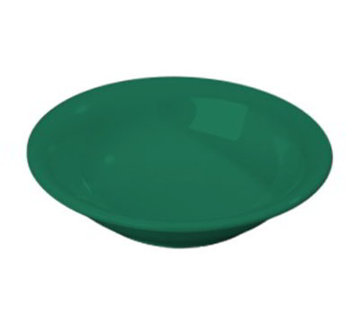 Carlisle 3303209 16-oz Sierrus Rimmed Bowl - Melamine, Meadow Green