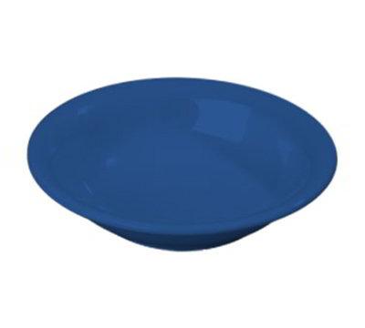 Carlisle 3303214 16-oz Sierrus Rimmed Bowl - Melamine, Ocean Blue