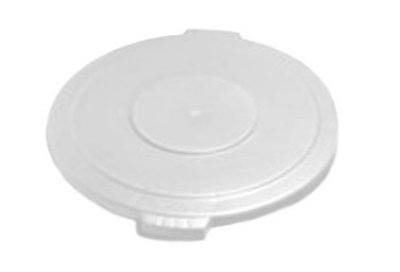 Carlisle 34102102 Waste Container Lid for 20-Gallon Container, White