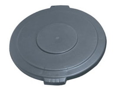 Carlisle 34103323 Waste Container Lid for 32-Gallon Container, Gray
