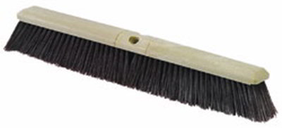 "Carlisle 3620722400 24"" Floor Sweep Head - 18"" Fo"