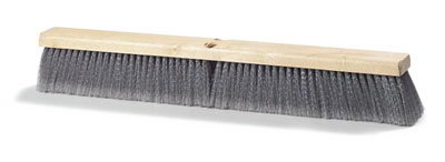 "Carlisle 3621912400 24"" Garage Floor Push Sweep - Palmyra"