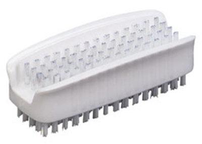 """Carlisle 3623900 3-1/2"""" Hand & Nail Brush - Poly/Plastic"""
