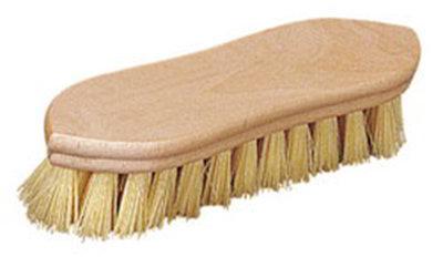 Carlisle 3627602 Polypropylene Utility Scrub Brush, 9-in w/ 1-1/8-i
