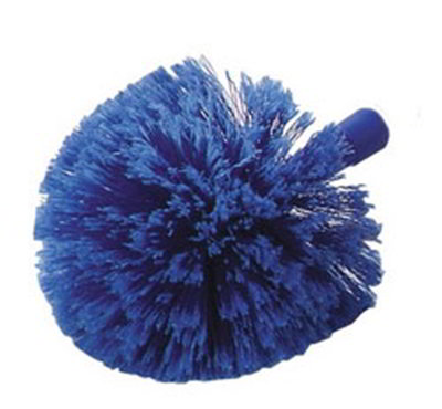 "Carlisle 36340414 9"" Round Duster Head - Soft Flagged"