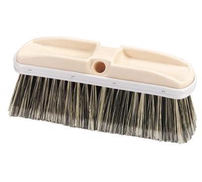 """Carlisle 3646700 10"""" Oblong Window Brush - Tampico"""