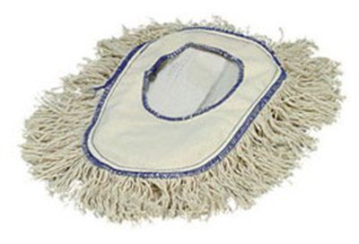 Carlisle 36490R00 Wedge Dust Mop Refill - Canvas