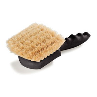 "Carlisle 3650500 8-1/2"" Utility Scrub Brush - Poly/Plastic"