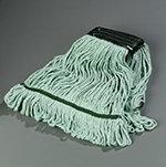 Carlisle 369478B09 Wet Mop Head - 4-Ply, Synthetic/