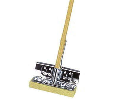 "Carlisle 36990R00 8-1/4"" Sponge Mop Refill -Cellulose"