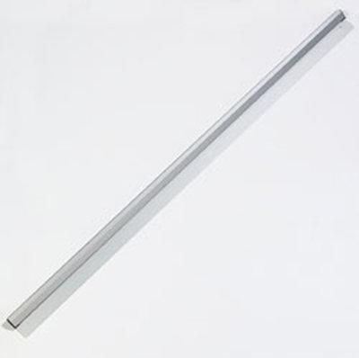 "Carlisle 38480A 48"" Slide Order Rack - Wall-Mount, Aluminum"