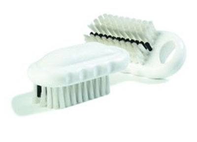 "Carlisle 4002000 5"" Hand & Nail Brush - Poly"