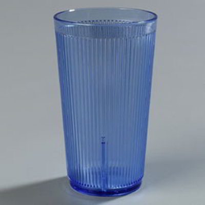 Carlisle 402054 20-oz Old Fashion Tumbler - Blue