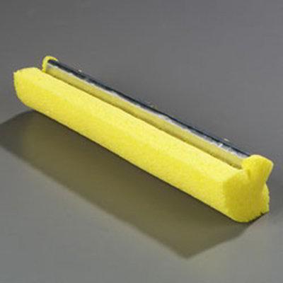 """Carlisle 4030600 Roller Mop Refill - 12x3"""" Foam Sponge"""
