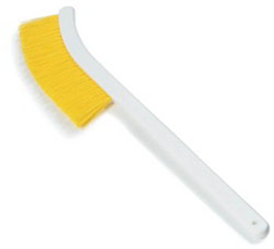 "Carlisle 4119804 24"" Wand Brush - Yellow"
