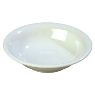 Carlisle 3303622 12-oz Sierrus Rimmed Bowl - Melamine, Honey Yellow