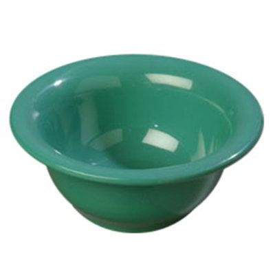 Carlisle 4303809 10-oz Durus Nappie Bowl - Melamine, Meadow Green