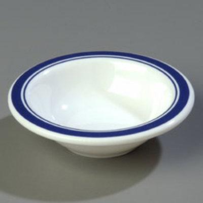 Carlisle 43043912 4-1/2-oz Durus Fruit Bowl - Melamine, London on White