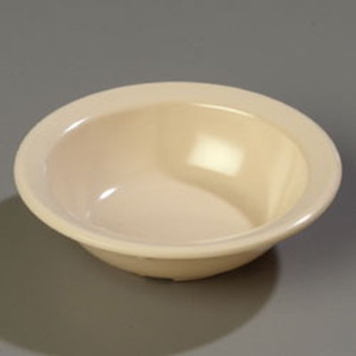 Carlisle 4353125 4-3/4-oz Dallas Ware Fruit Bowl - Melamine, Tan