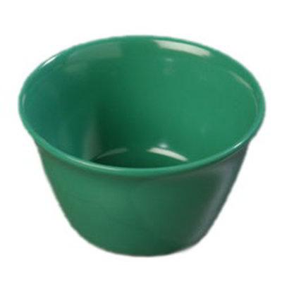 Carlisle 4354009 8-oz Dallas Ware Bouillon Cup - Melamine, Meadow Green