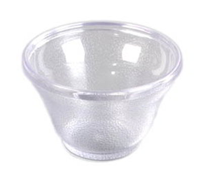 Carlisle 4393707 5-1/2-oz Stackable Low Profile Tumbler - Clea