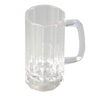 Carlisle 4396507 16-oz Lexington Mug - Clear