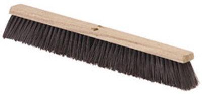"""Carlisle 4520201 24"""" Floor Sweep - Coarse/Heav"""