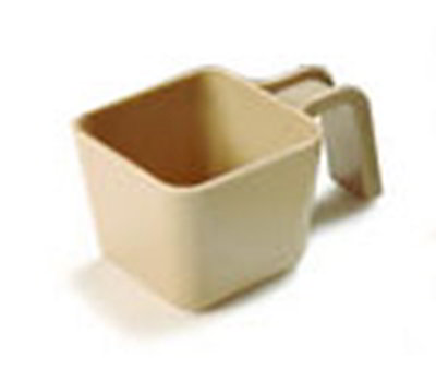Carlisle 49112-106 12-oz Portion Cup - Polycarbonate, Beige