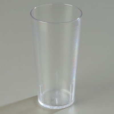 Carlisle 512007 20-oz Stackable Tumbler - Clear