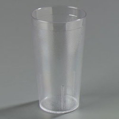 Carlisle 5212-807 12-oz Stackable Tumbler - Clear