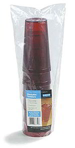 Carlisle 5216-81-07 16-oz Stackable Tumbler - (6/Pack) Clear