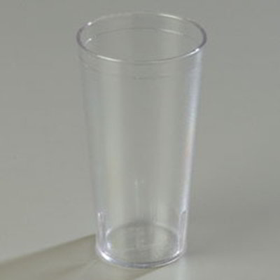 Carlisle 5220-807 20-oz Stackable Tumbler - (12/Pack) Clear