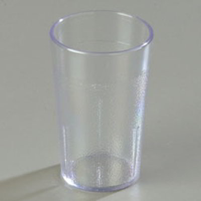 Carlisle 5501-8107 5-oz Large Pack of Stackable Clear