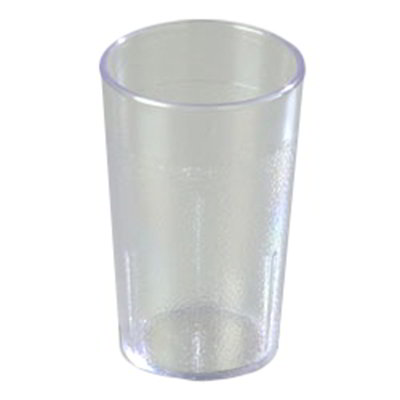 Carlisle 5501-207 5-oz Stackable Tumbler - Clear