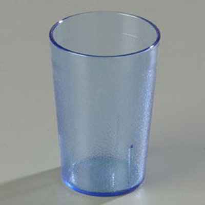 Carlisle 550654 9-1/2-oz Stackable Tumbler - Blue