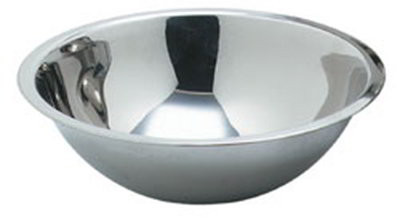 Carlisle 601408 8-qt Classic Mixing Bowl - Stainless Steel