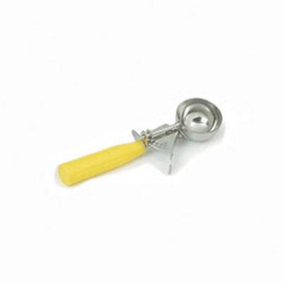 Carlisle 60300-20 2-oz Disher - Size 20, Plastic/Stainless, Yellow
