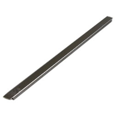 "Carlisle 6070A 20-1/2"" DuraPan Adapter Bar - 18/8 Stainless"
